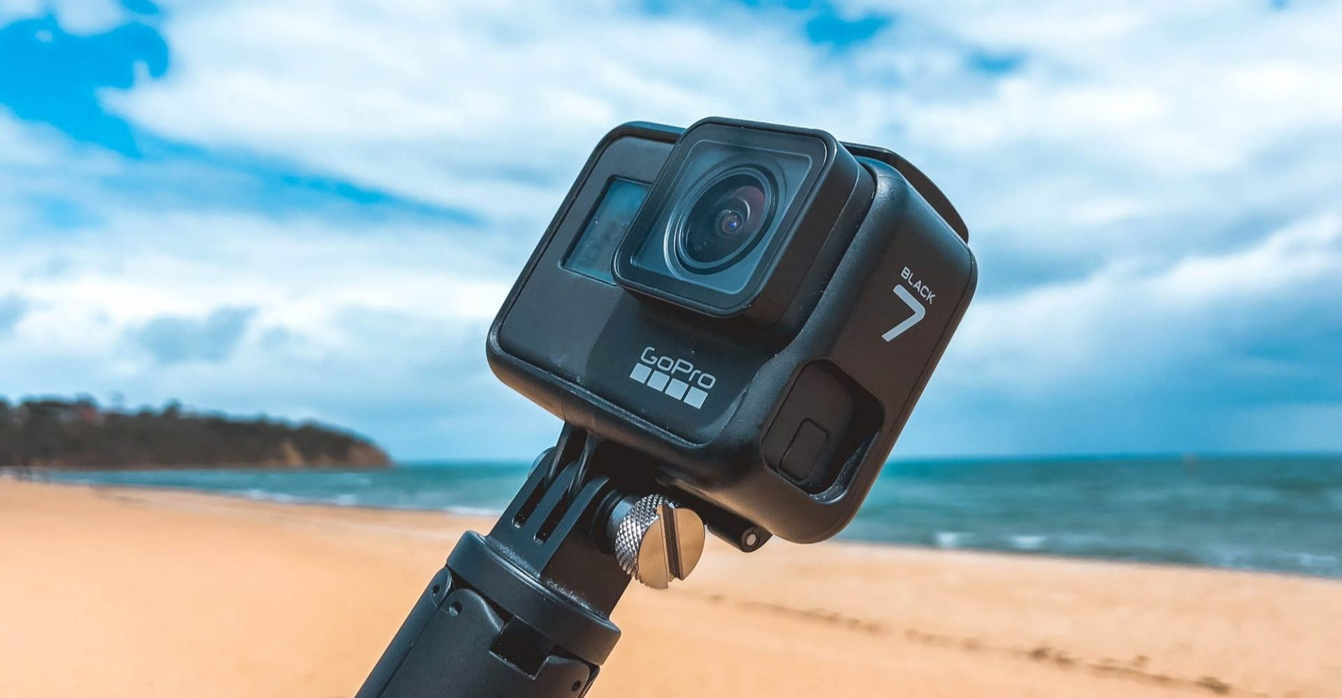 Essentials for self catering - a good camera or GoPro