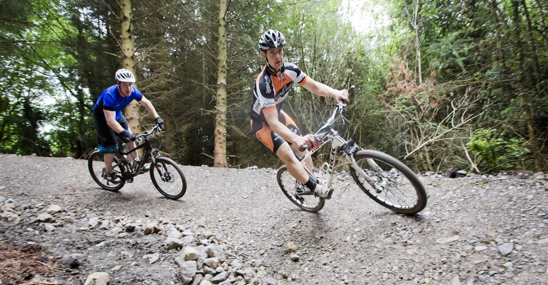 Ireland Staycation - Mountain Biking