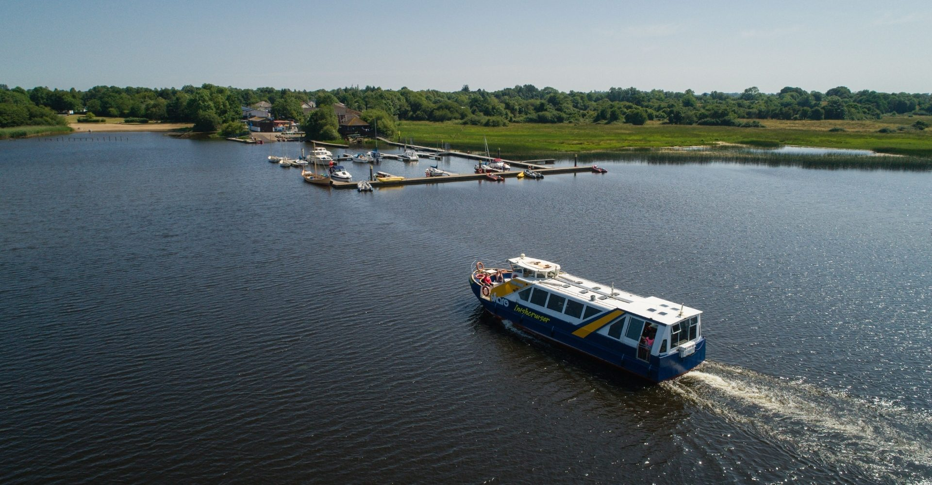 Things to do on a Staycation in Fermanagh - The Iniscruiser